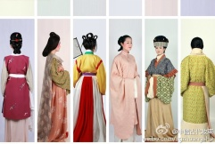 Costume Replica exhibition at Heng Lu, presented by Jin Ze Arts Centre. Photo courtesy of 中國古代妝束