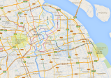 There are two airports in Shanghai; Pudong and Hongqiao. Hongqiao is located closer to Jin Ze Arts Centre.